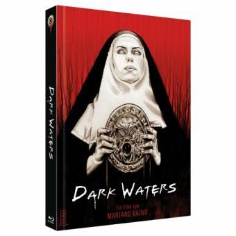 Dark Waters (3 Disc Limited Mediabook, Blu-ray+2 DVDs, Cover B) (1993) [FSK 18] [Blu-ray]