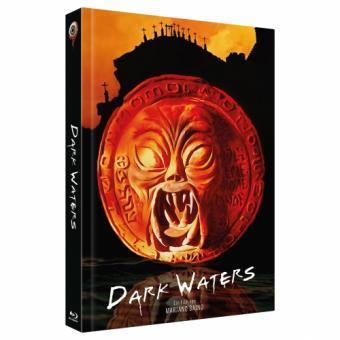 Dark Waters (3 Disc Limited Mediabook, Blu-ray+2 DVDs, Cover C) (1993) [FSK 18] [Blu-ray]