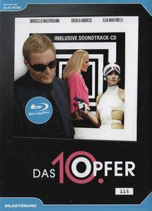 Das 10. Opfer (Limited Edition inkl. Soundtrack) (1965) [Blu-ray]