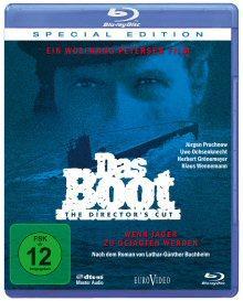 Das Boot (Director's Cut) (1981) [Blu-ray]
