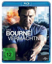 Das Bourne Vermächtnis (2012) [Blu-ray]