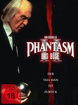 Phantasm 2  - Das Böse kehrt zurück (Limited Mediabook, Blu-ray+2 DVDs, Cover C) (1988) [FSK 18] [Blu-ray]
