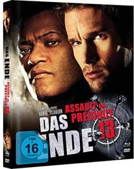 Das Ende - Assault on Precinct 13 (Limited Mediabook, 2 Discs) (2005) [Blu-ray]