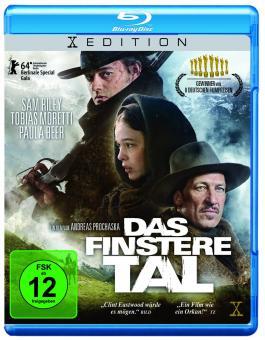 Das finstere Tal (2014) [Blu-ray]