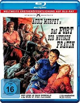 Das Fort der mutigen Frauen (1957) [Blu-ray]