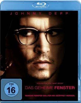 Das geheime Fenster (2004) [Blu-ray]
