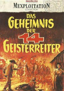 Das Geheimnis der 14 Geisterreiter - Los Diablos del Terror (Cover A) (1959) [Blu-ray]