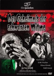 Das Geheimnis der schwarzen Witwe (1963)