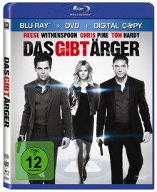 Das gibt Ärger (+ DVD) (inkl. Digital Copy) (2012) [Blu-ray]