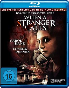 Das Grauen kommt um zehn (When a Stranger Calls) (1979) [Blu-ray]