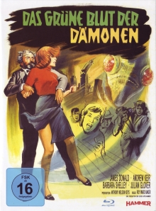 Das grüne Blut der Dämonen (Limited Mediabook) (1967) [Blu-ray] [Gebraucht - Zustand (Sehr Gut)]