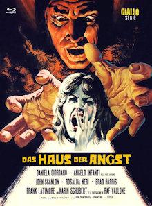 Das Haus der Angst (Limited Mediabook, Blu-ray+DVD, Cover A) (1974) [FSK 18] [Blu-ray]