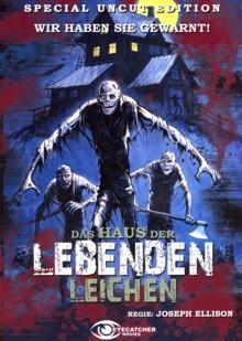 Das Haus der Lebenden Leichen (Cover B) (1980) [FSK 18]
