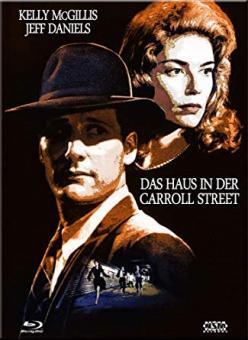 Das Haus in der Carroll Street (Limited Mediabook, Blu-ray+DVD, Cover A) (1988) [Blu-ray]