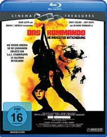 Das Kommando - Die endgültige Entscheidung (1982) [Blu-ray]