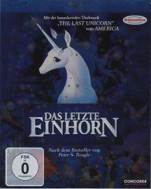Das letzte Einhorn (1982) [Blu-ray]