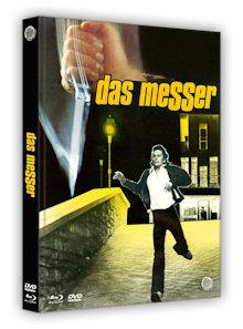 Blutspur im Park (Limited Mediabook, Blu-ray+DVD, Cover A) (1971) [Blu-ray]