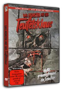 Das Monster mit der Teufelsklaue (Limited Edition) (1972) [FSK 18]