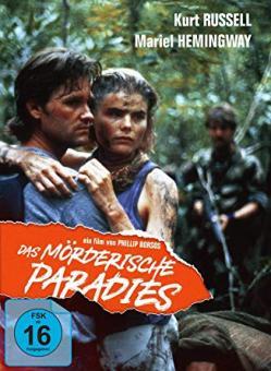 Das mörderische Paradies (Limited Mediabook, Blu-ray+DVD, Cover A) (1985) [Blu-ray]