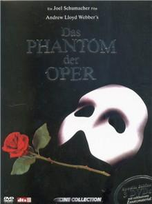 Das Phantom der Oper (Special Edition, 3 DVDs) (2004)