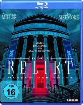 Das Relikt (1997) [Blu-ray]