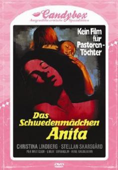 Das Schwedenmädchen Anita (limitiert, kleine Hartbox) (1973) [FSK 18]