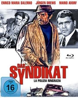Das Syndikat (Limited Collector's Edition, Blu-ray+2 DVDs) (1972) [Blu-ray]