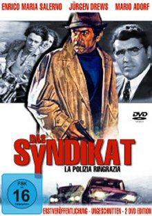 Das Syndikat (Schuber mit Softbox) (2 DVDs) (1972)