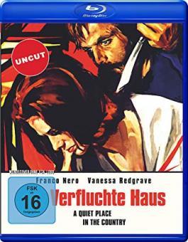 Das Verfluchte Haus (Uncut) (1969) [Blu-ray]