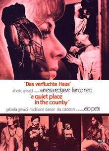 Das Verfluchte Haus (Limited Mediabook, Blu-ray+DVD, Cover A) (1969) [Blu-ray]