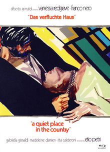 Das Verfluchte Haus (Limited Mediabook, Blu-ray+DVD, Cover B) (1969) [Blu-ray]