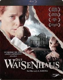 Das Waisenhaus (Steelbook) (2007) [Blu-ray]