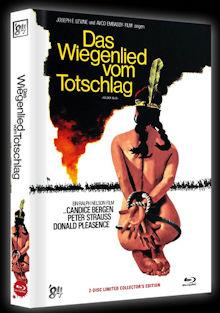Das Wiegenlied vom Totschlag (Limited Mediabook, Blu-ray+DVD, Cover A) (1970) [Blu-ray]