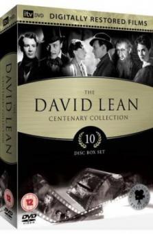 David Lean Centenary Collection (10 DVDs) [UK Import]