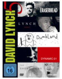 The David Lynch 5 (5 DVDs, Limited Edition) (inkl. Eraserhead)