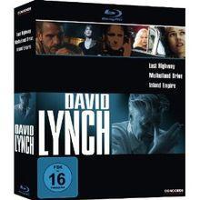 David Lynch - Box (3 Discs) [Blu-ray]