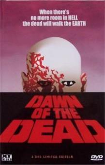 Zombie - Dawn of the Dead (Große Hartbox, Limitiert auf 500 Stück, Cover D) (1978) [FSK 18]