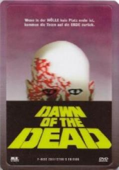 Zombie - Dawn of the Dead (2 DVDs Metalpak mit 3D-Hologramm Cover B) (1978) [FSK 18]