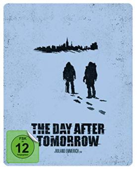 The Day After Tomorrow (Limited Steelbook) (2004) [Blu-ray]