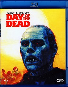 Day of the Dead (Wendecover A, Uncut) (1985) [FSK 18] [Blu-ray]