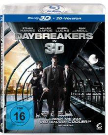 Daybreakers (3D Blu-ray + 2D Version) (2009) [3D Blu-ray]