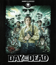 Day of the Dead (Uncut) (1985) [FSK 18] [Blu-ray]