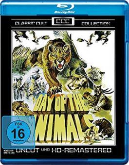 Panik in der Sierra Nova - Day of the Animals (1977) [Blu-ray]