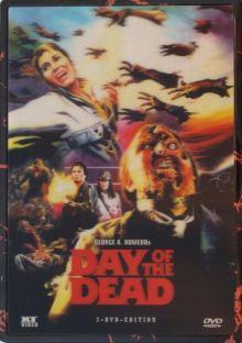 Day of the Dead (2 DVDs Metalpak mit 3D-Hologramm Cover) (1985) [FSK 18]