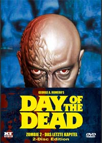 Day of the Dead (2 DVDs, Premium Edition) (1985) [FSK 18]