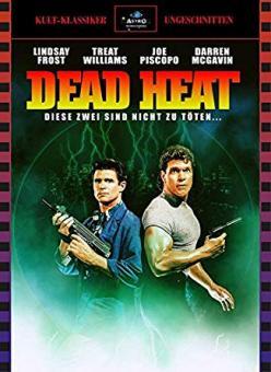 Dead Heat (Limited Mediabook, 2 Discs, Cover A) (1988) [FSK 18] [Blu-ray]