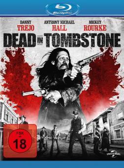Dead in Tombstone (2013) [FSK 18] [Blu-ray]