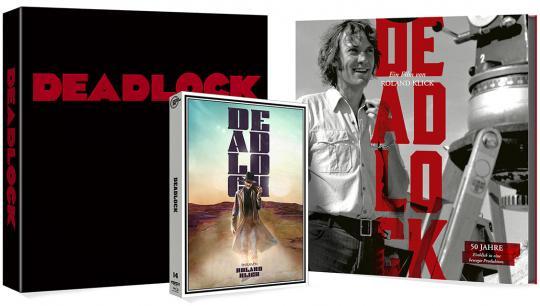 Deadlock - Edition Deutsche Vita # 13 (Limited Edition, 4K Ultra HD+Blu-ray, Cover A) (1970) [Blu-ray]