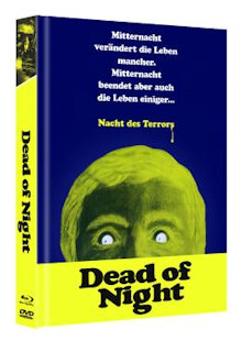 Deathdream (Dead of Night) (Limited Mediabook, Blu-ray+DVD, Cover B) (1974) [FSK 18] [Blu-ray]