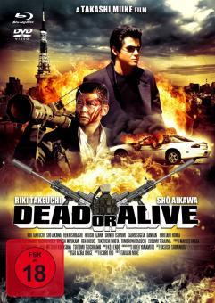 Dead or Alive (Special Mediabook Edition, Blu-ray+DVD) (1999) [FSK 18] [Blu-ray]